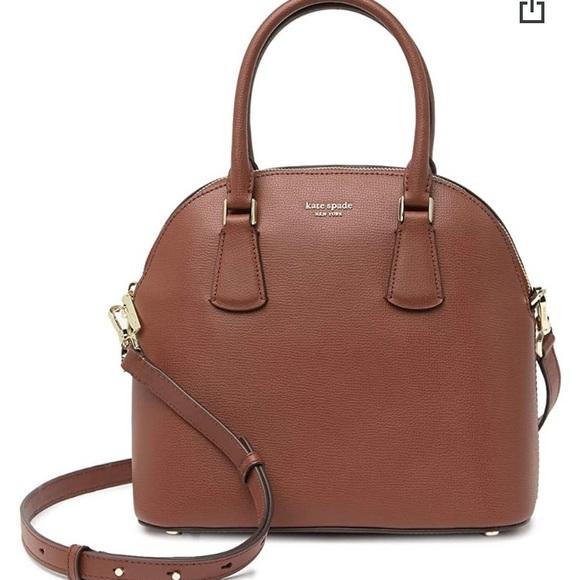 NWT Kate spade ♠️ Sylvie large leather satchel!